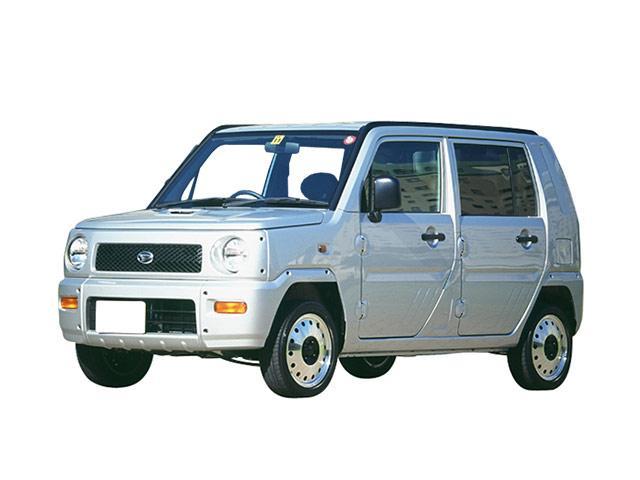 ダイハツネイキッド 1990年モデル